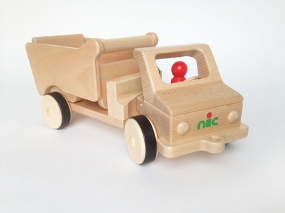 Picture of Wooden tipper