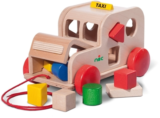 Picture of Taxi, shape sorter