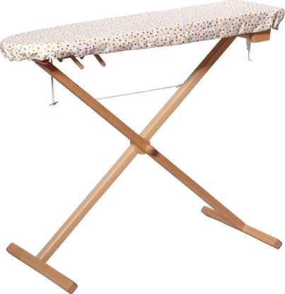 Picture of Wooden ironing board