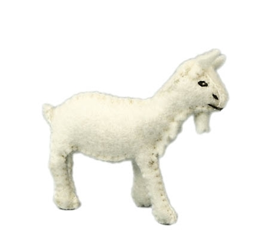 Picture of Small white goat
