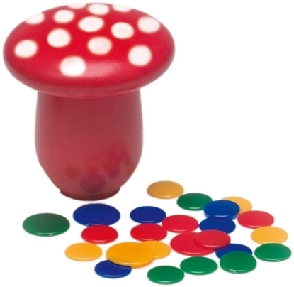 Picture of Wooden Tiddlywinks