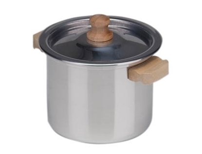 Picture of High saucepan with lid