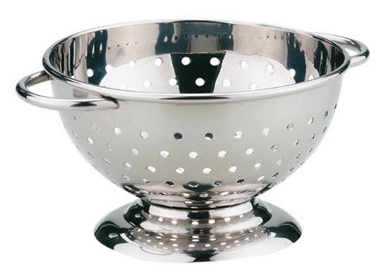 Picture of Colander in stainless steel