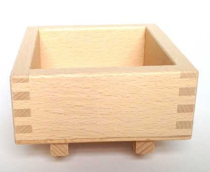 Picture of Wooden stacking box