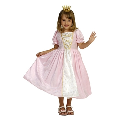 Picture of Princess dress pink