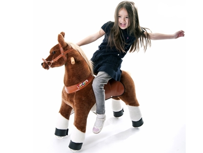 Picture of Pedal horse medium