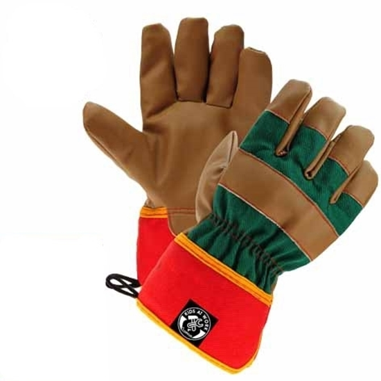 Picture of Synthetic leather work gloves