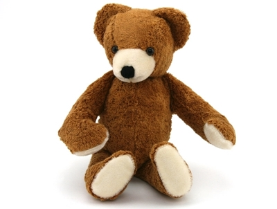 Picture of Teddy bear organic cotton