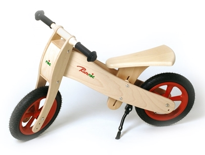 Picture of Balance bike in solid wood