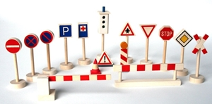 Picture for category Road signs & accessories