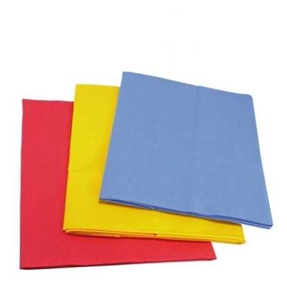 Picture of Large play cloths (blue, red or yellow)