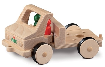 Picture of Wooden lorry basic model short