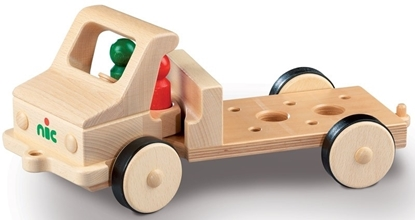 Picture of Wooden lorry basic model long