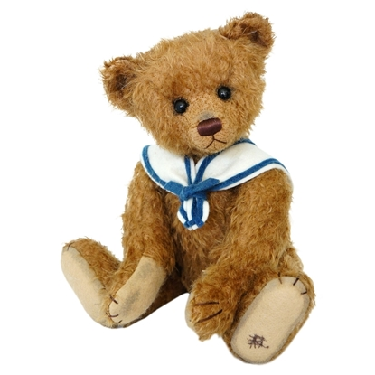 Picture of Teddy Bear mohair Bruno