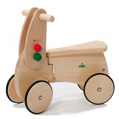 Picture of Wooden ride-on