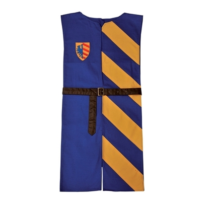 Picture of Knight tabard blue & yellow