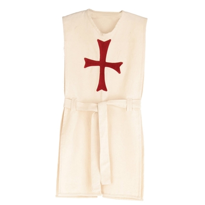 Picture of Knight templar tunic white