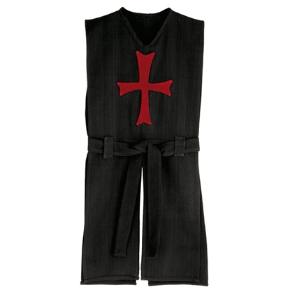 Picture of Knight templar tunic black