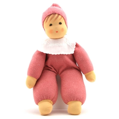 Picture of Doll pink terry