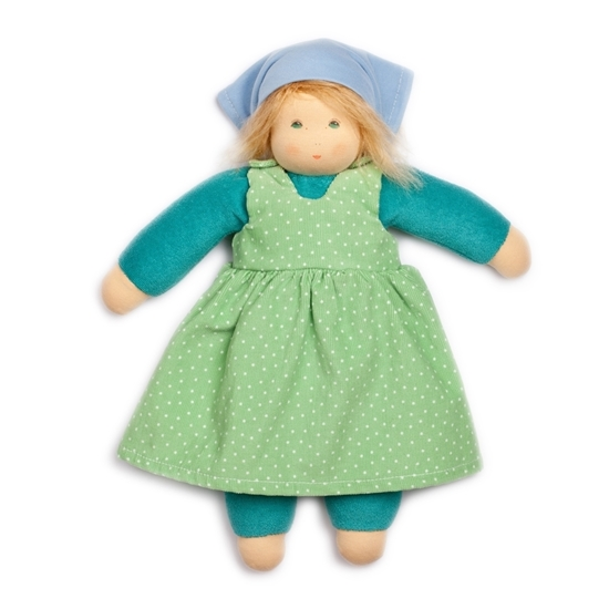 Picture of Doll Lotti green