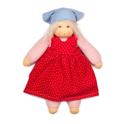Picture of Doll Lotti red