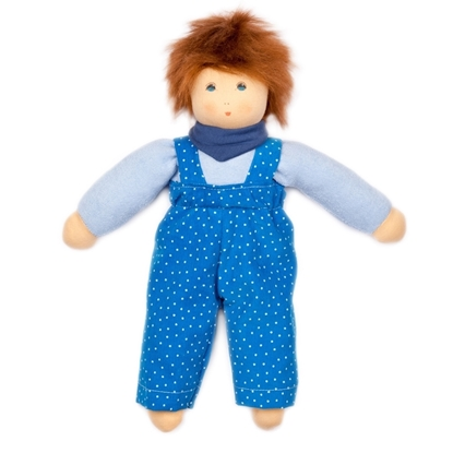 Picture of Boy doll Johannes