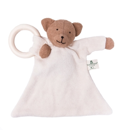 Picture of Cuddle Teddy bear with ring
