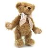 Light brown Teddy Baer in mohair.