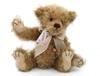 Petit ours en mohair brun clair.
