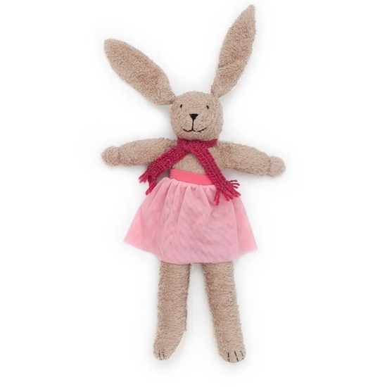 Picture of Ballerina cuddle hare