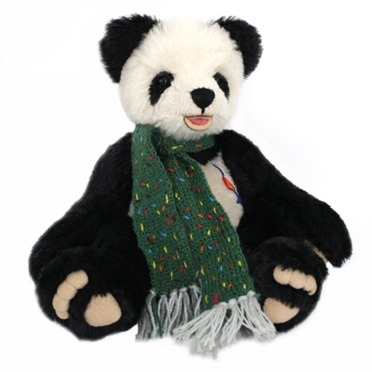 Picture of Teddy Bear mohair Panda