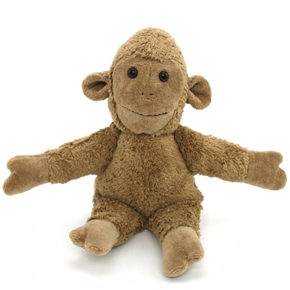 Picture of Monkey beige organic cotton