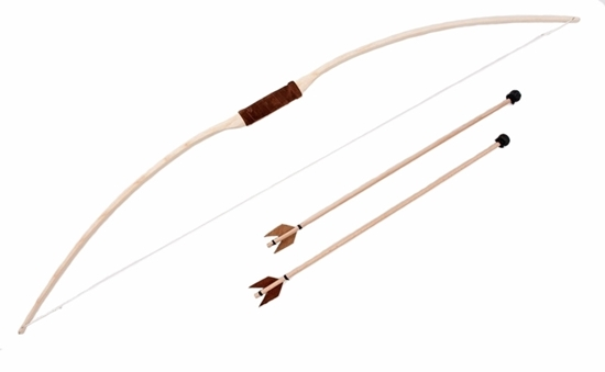 Picture of Bow and 2 arrows