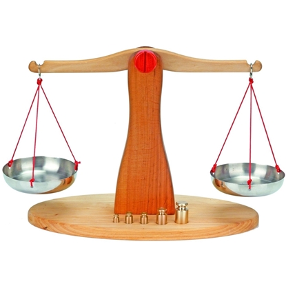 Picture of Wooden balance