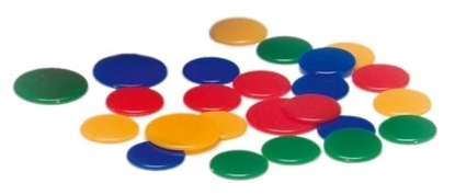 Picture of Supply of counters for tiddlywinks