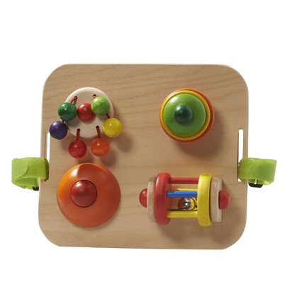 Picture of Wooden activity center for baby