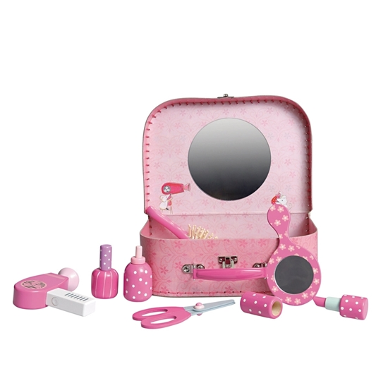 Picture of Beauty case with accessories