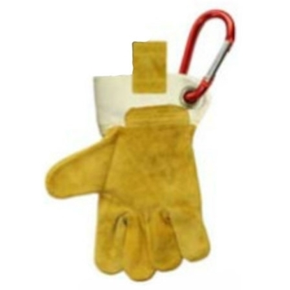 Picture of Belt work glove leather for kids