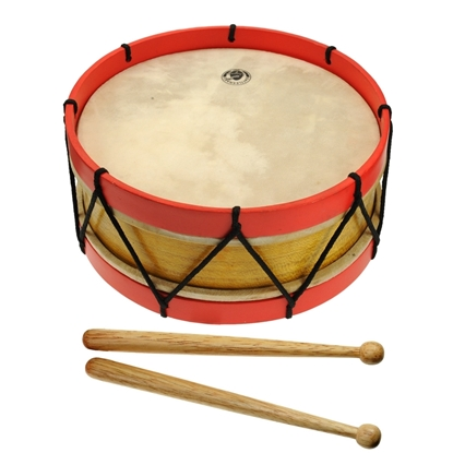 Picture of Drum with 2 sticks for kids