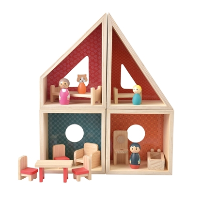 Picture of Modular doll house