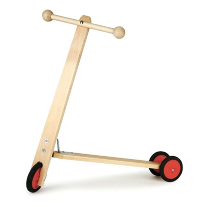 Picture of Wooden scooter
