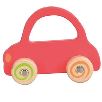 Picture of First wooden car