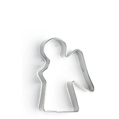 Emporte-pièce en métal  en forme d'ange.